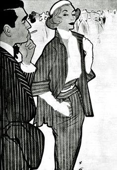 René Gruau (1909-2004).