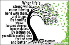 Make Room For The New And Better #quotes #inspirational