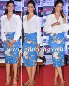 6da924adaf08 Deepika Padukone in Zara | Things to Wear | Deepika padukone ...