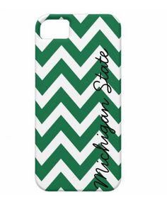 Michigan State Chevron Phone Case