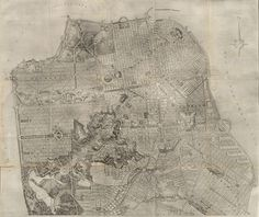 Report of D. H. Burnham on the Improvement and Adornment of San Francisco: San Francisco Plan  1905