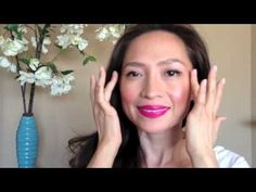 How to Not Look Puffy:10 Step System on How to Do a Lymphatic Flush Facial Massage