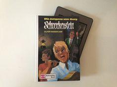 Nostalgie- E-Reader Hülle  Burg Schreckenstein