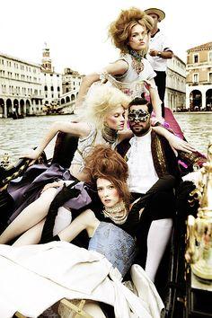 Venice Marie -     Jane Randall, Ann Ward & Chelsey Hersley