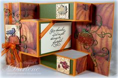 Dar's Crafty Creations: Fall is right around the corner ...