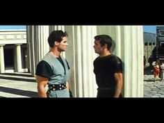 ▶ The Last Days Of Pompeii (1959) Steve Reeves & Christine Kaufmann - YouTube