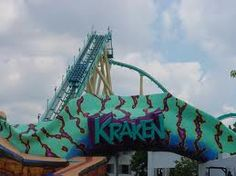 sea world Florida ( known to be the highest rollercoaster in Orlando