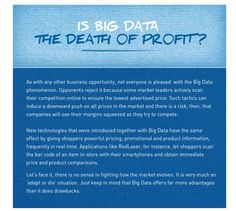 Besides knowledge, Big Data also comes with results.
