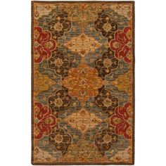 CAR-1005 - Surya | Rugs, Pillows, Wall Decor, Lighting, Accent Furniture, Throws, Bedding