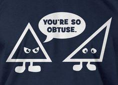 Math TShirt Geek TShirt Math Geek TShirt You're So by IceCreamTees, $14.99