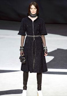 Défilé Chanel - Glamour