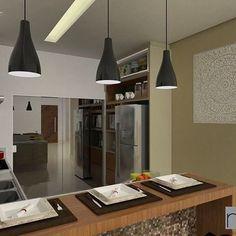 Ambientes Integrados❤️❤️ Cozinha ➕ Sala de Jantar | Bancada de apoio e painel ripado amadeirado e Revestimento Mosaico Cacau da Portobello 😍😍 ➡️Projeto: Mello Arquitetura e Interiores ➡️Tel.: (34) 99156-1808 #MelloArquitetura #arquitetura #architecture #designdeinteriores #arquiteturadeinteriores #instadesign #instadecor #decor #decoração #cozinha #cozinha #saladejantar #homedesign #homedecor #portobello #mosaicocacau