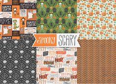 Spooky Scary by Loni Harris