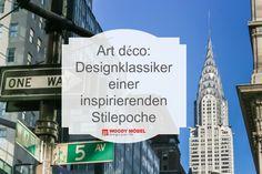 Das Chrysler Building in New York, die achteckige Espressokanne und einzigartige Möbel, die noch heute sehr begehrt sind – der Epoche Art déco verdanken wir Vieles. Aber was genau macht den Art déco so besonders? Wir erklären Ihnen alles, was Sie zum Art déco wissen müssen und zeigen Ihnen, wie Sie Ihr Zuhause im Stil der Epoche einrichten können.