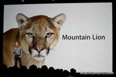 Apple Announces Dictation, iCloud Tabs, and 'Power Nap' Features in OS X Mountain Lion, Available in July for $19.99