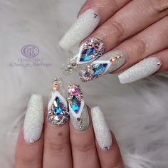 How to Make Nail Art: Nail Designs with Best Tutorial Amazing…wonder how long they'd last on my hands… Source by ladylifemain Beautiful Nail Designs, Beautiful Nail Art, Gorgeous Nails, Pretty Nails, Amazing Nails, 3d Nail Designs, Acrylic Nail Designs, Nails Design, Nail Swag