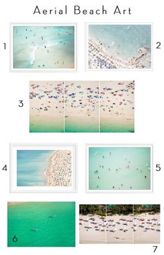 Stunning Aerial Beach Photography - Becki Owens