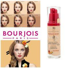 Το αγαπημένο σας HEALTHY MIX #MAKEUP από την #BOURJOIS, που σας χαρίζει φυσικό αποτέλεσμα και αυθεντικό ημι-ματ φινίρισμα, διαθέσιμο στο e-shop μας σε όλες τις #αποχρώσεις ! Shop Here: http://www.beautytestbox.com/woman/brands/bourjois?p=2 #beautytestbox #beautybox #redbox #face #beautiful #eshop…