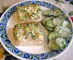 Two Baked Fish Recipes