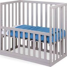 Childwood Bedside Crib Zubehör Stone Grey grau