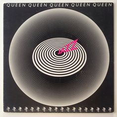 Queen - Jazz LP Vinyl Record Gatefold Album, Elektra - 6E-166,  Stereo, Hard Rock, Classic Rock, 1978, Original Pressing
