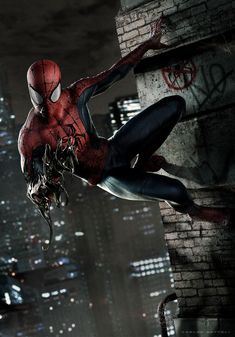 Want to discover art related to spiderman? Check out inspiring examples of spiderman artwork on DeviantArt, and get inspired by our community of talented artists. Spiderman Fight, Spiderman Poster, Spiderman Art, Amazing Spiderman, Marvel Comics, Marvel Venom, Marvel Heroes, Marvel Characters, Comic Books Art