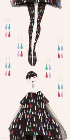 velwyn-yossy-fashion-illustrations-13Encontrado en trendland.com