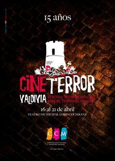 15 Años, Cine Terror, Valdivia.