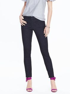 The perfect denim to wear for Jeans Day at the office. Bana