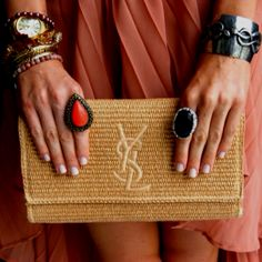 Trend Alert. New Versions of the Classic Clutch. | Clutches ...