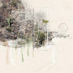 Hardy Saguaros - Digital Scrapbooking Ideas - DesignerDigitals