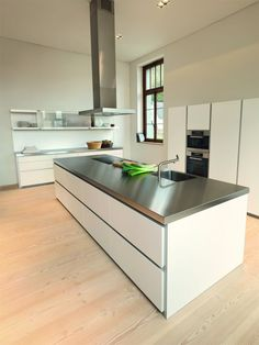 Contemporary Kitchen Inspiration From Bulthaup » CONTEMPORIST