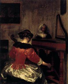 The Concert - Gerard Terborch