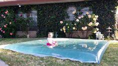 Maak voor de kinderen de zomer compleet met deze reuze waterzak!