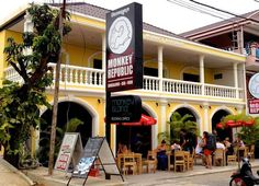 The best hotel in Cambodia, budget accommodation  Cambodian beaches, great food. Just go! Monkey Republic
