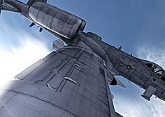 ..._Fairchild Republic A-10 Thunderbolt II - Warthog