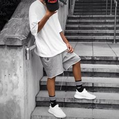 Mens Fashion Casual – The World of Mens Fashion Dope Fashion, Urban Fashion, Mens Fashion, Short Outfits, Casual Outfits, Fashion Outfits, Fashion Boots, Street Outfit, Street Wear