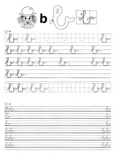 Handwriting Worksheets, Tracing Worksheets, Preschool Worksheets, Preschool Activities, Free Worksheets, Home Learning, Fun Learning, Alphabet Cards, Teaching Tips