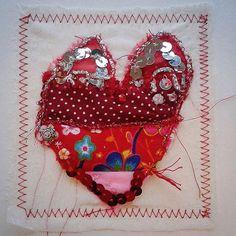 How to Make Paper Cloth - a Tutorial Heart Crafts, How To Make Paper, Be My Valentine, Doodle Art, Crochet Bikini, Doodles, Sewing, Create, Blog