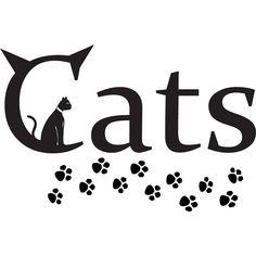 Google+ Crazy Cat Lady, Crazy Cats, Cat Paws, Dog Cat, Cat Paw Print, Image Chat, Gatos Cats, Cat Signs, Cat Pillow