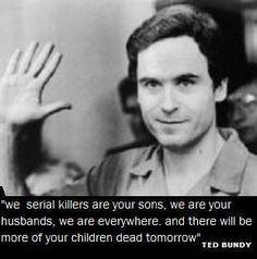 ted bundy killed many woman in amerika