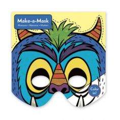 make-a-mask monsters