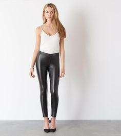 Coated Legging are a staple piece you need in your wardrobe!