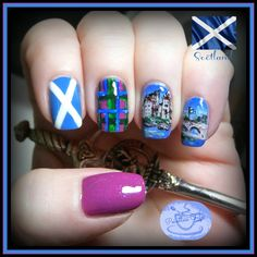 The Digit-al Dozen: Countries and Cultures - Bonnie Scotland | Pointless Cafe