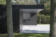 Poolhouse G-S, Schoten - Rolies + Dubois architecten