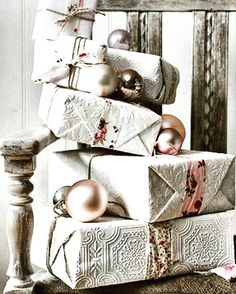 Shabby Christmas Gifts
