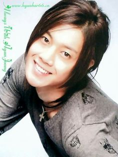 Kim Hyun Joong 김현중 ♡ long hair ♡ SS501 ♡ adorable ♡ Kpop ♡ Kdrama ♡