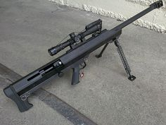 Barrett M99 M40 Rifle, Anti Tank Rifle, Zombie Apocalypse Weapons, 338 Lapua Magnum, Sniper Training, Behind The Glass, Hunting Guns, Military Guns, Assault Rifle