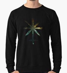 """Juno Asteroid Symbol - Universe Edition"" Lightweight Sweatshirts by Lidra   Redbubble"