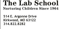 Contact The Lab School for More Information on Enrolling Your Young Child in our Preschool